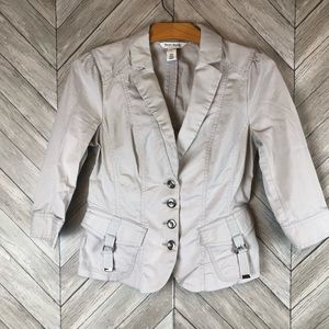 White House Black Market Blazer Jacket Size 2